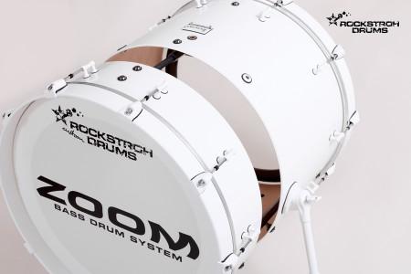 Ausziehbare Bass Drum, Zoom, Schlagzeug, Rockstroh Drums, Produktdesign, Studio Hartensteiner, Designbüro Leipzig