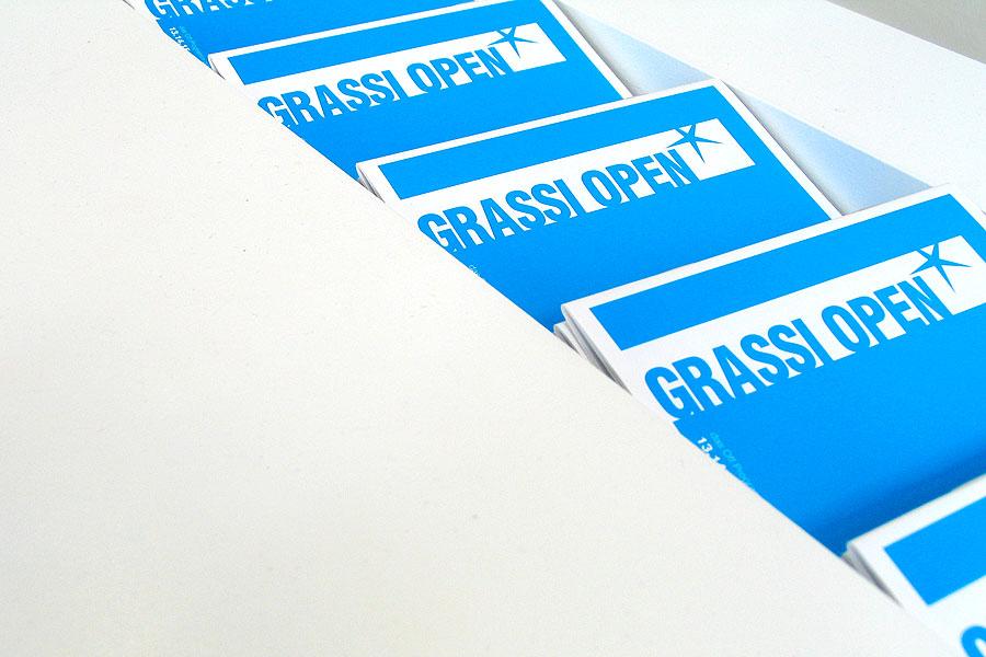 Grassi Open, Grassimesse, Studio Hartensteiner, Designbüro Leipzig