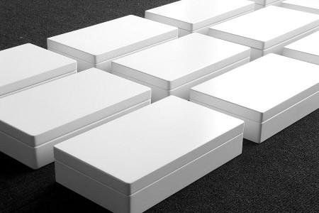 Verpackung, Galerie Hamish Morrison, Studio Hartensteiner, Designbüro Leipzig