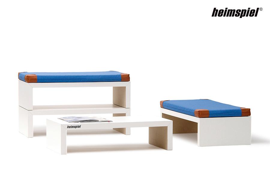 Heimspiel, Möbel und Accessoires, studio Hartensteiner, Designbüro Leipzig