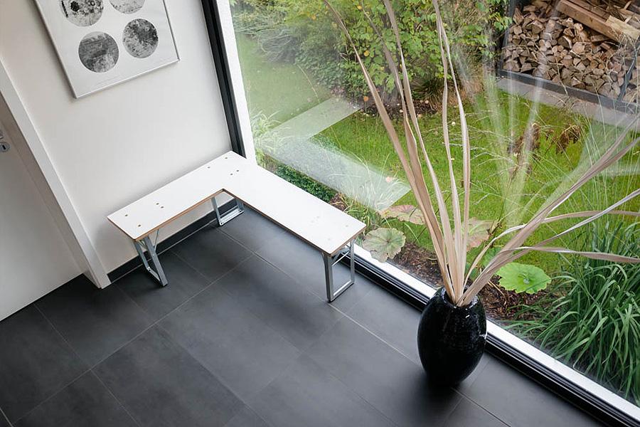 Klappt, Freisitz, Bierbank, studio Hartensteiner, Designbüro Leipzig