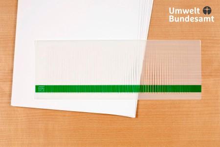 Luftstromanzeige, Umweltbundesamt Dessau, Produktdesign, Studio Hartensteiner, Designbüro Leipzig