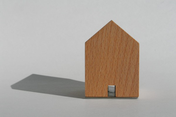 Rauchhaus, Weihnachtsaccessoire, Form 2005, Studio Hartensteiner, Designbüro Leipzig
