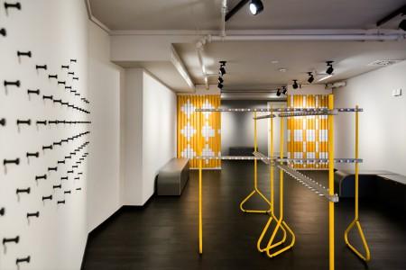 Theater der Jungen Welt, Innenraumgestaltung, studio Hartensteiner, Produktdesign, Designbüro Leipzig