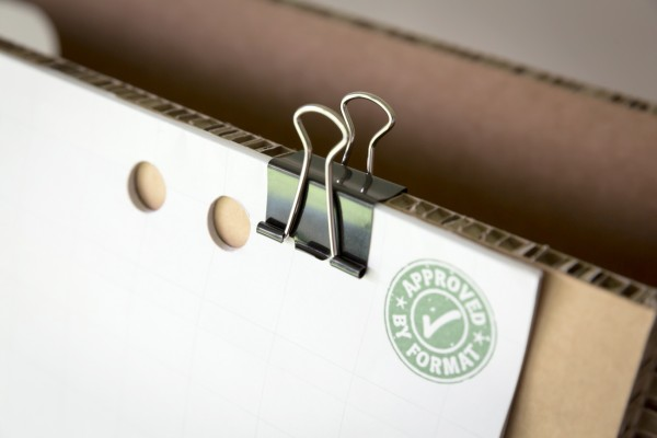 SYSboard ® / Fold, Flipchart, Pinnwand, leicht, recycelbar, Studio Hartensteiner, Designbüro Leipzig