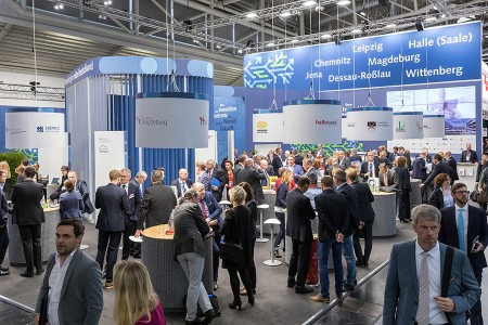 """Expo Real"" am 08.10.2018 in München"