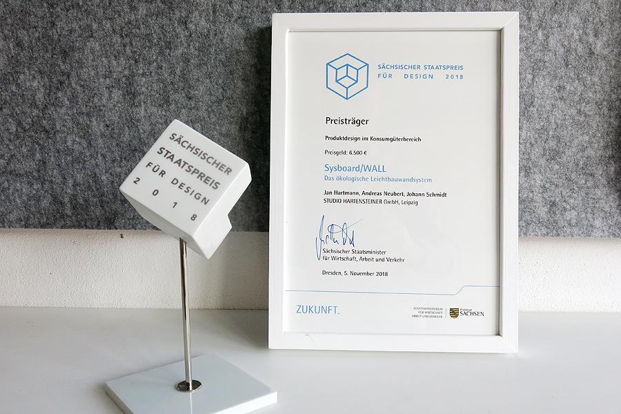 Sächsischer Staatspreis für Design 2018